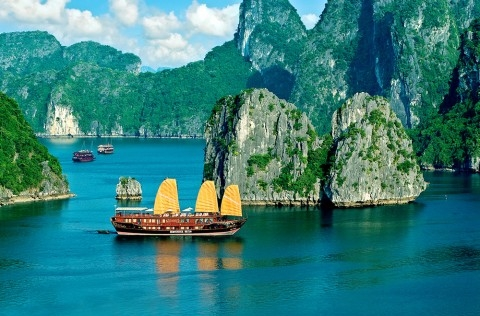 HN1-Halong Bay Full day trip
